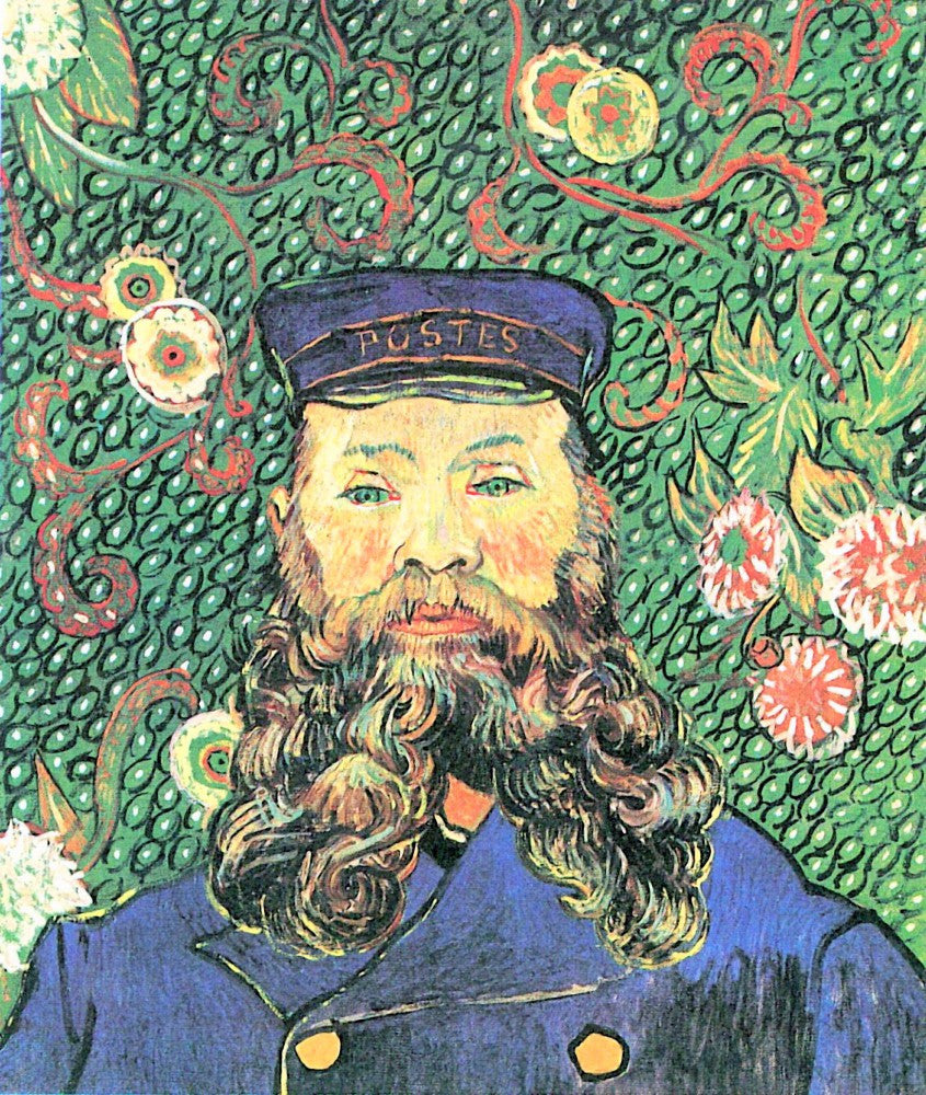 The Museum Outlet - Portrait of Joseph Roulin 1 by Van Gogh