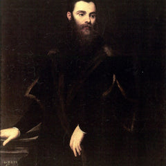 The Museum Outlet - Portrait of Lorenzo Soranzo by Tintoretto
