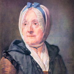 The Museum Outlet - Portrait of Mrs Chardin by Jean Chardin