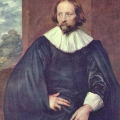 The Museum Outlet - Portrait of Quintijn Simons by Van Dyck