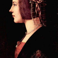 The Museum Outlet - Portrait of a Lady (Beatrice d'Este) by Da Vinci