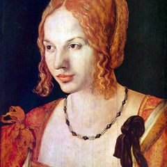 The Museum Outlet - Portrait of a Venetian by Durer