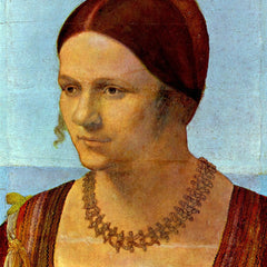 The Museum Outlet - Portrait of a young woman [1] by Durer