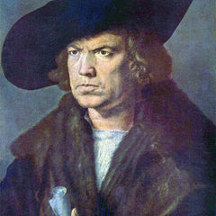 The Museum Outlet - Portrait of an unknown by Durer