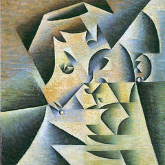 The Museum Outlet - Portrait of the mother of the artist by Juan Gris