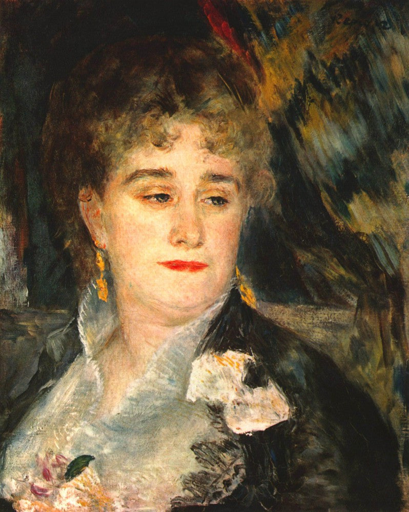 The Museum Outlet - Portraits of Mme Charpentier by Renoir