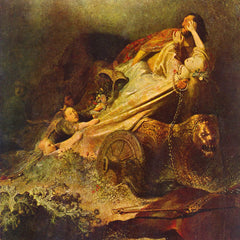 The Museum Outlet - Rape of the Proserpina by Rembrandt