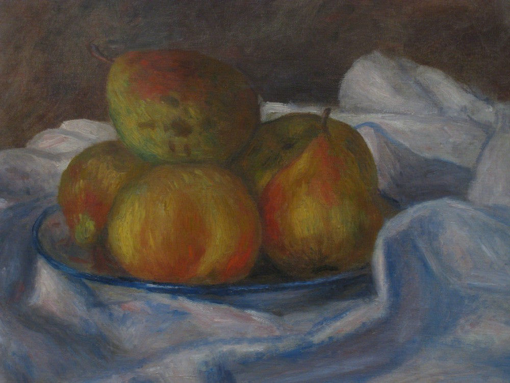 The Museum Outlet - Renoir - Apples and pears