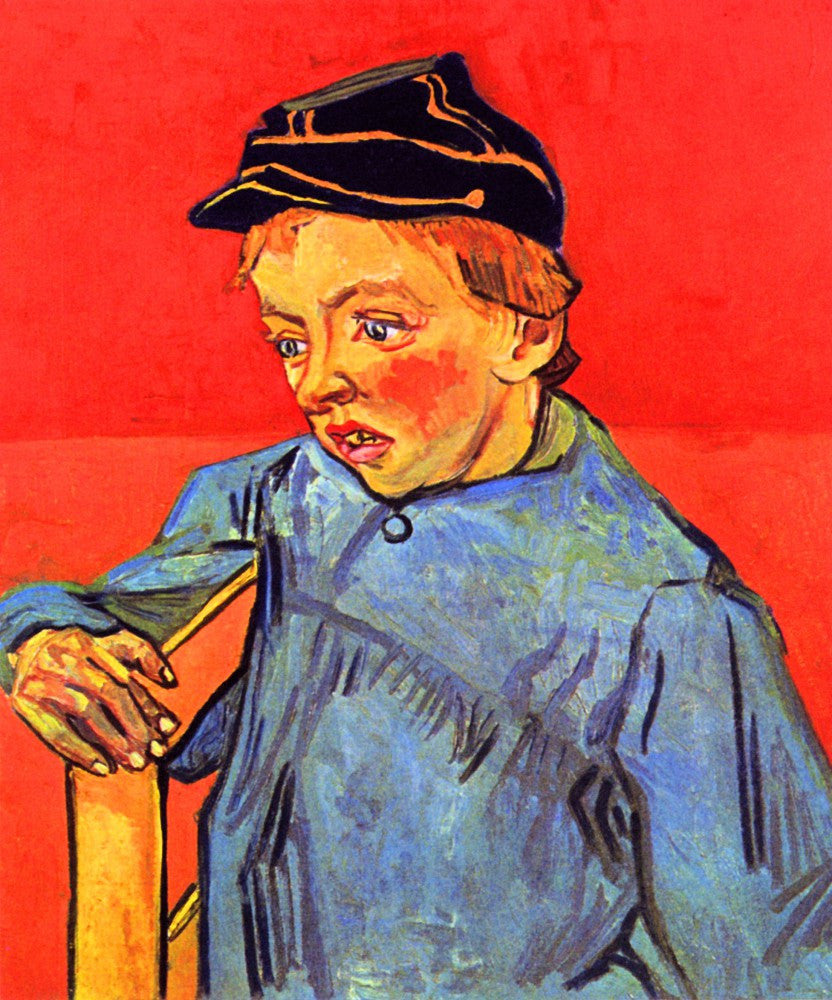 The Museum Outlet - Schoolboy by Van Gogh