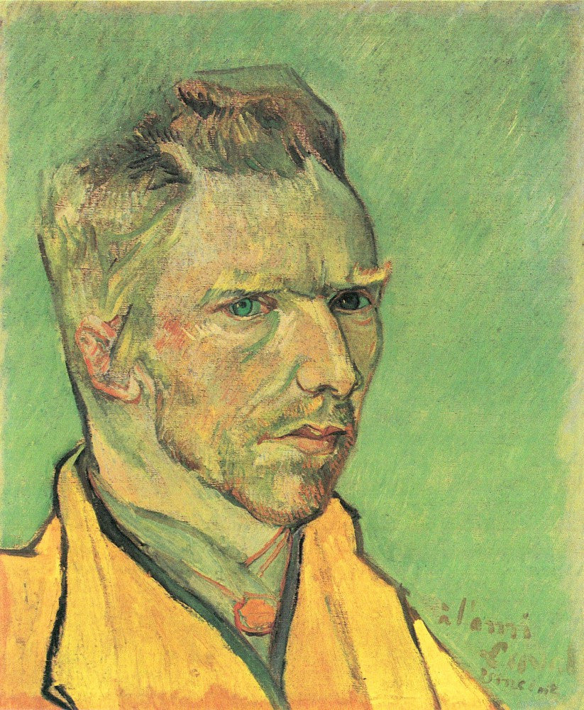 The Museum Outlet - Self-Portrait #2 by Van Gogh