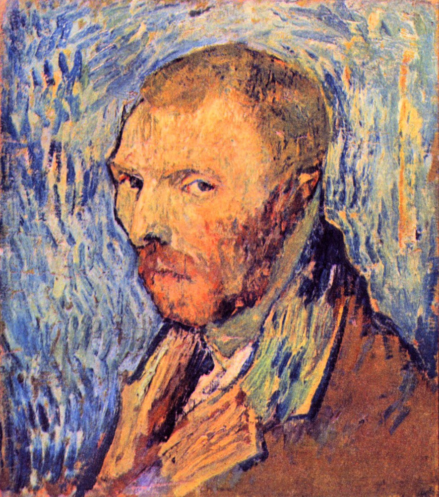 The Museum Outlet - Self-Portrait #3 by Van Gogh
