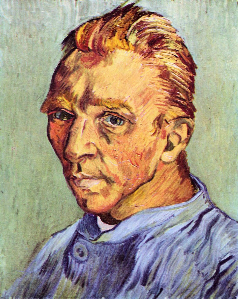 The Museum Outlet - Self-Portrait #6 by Van Gogh