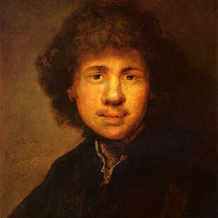 The Museum Outlet - Self-Portrait by Rembrandt