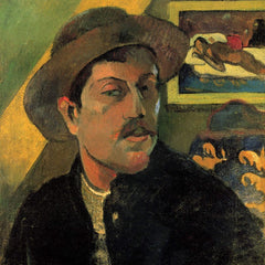 The Museum Outlet - Self Portrait by Gauguin