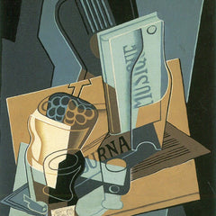The Museum Outlet - Sheet of Music by Juan Gris