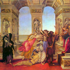 The Museum Outlet - Slander by Botticelli