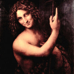 The Museum Outlet - St. John the Baptist by Da Vinci