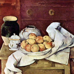 The Museum Outlet - Still Life by Cezanne