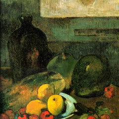 The Museum Outlet - Still Life in Front of a Stich by Gauguin