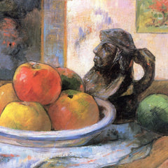 The Museum Outlet - Still Life with Apples, Pears and Krag by Gauguin