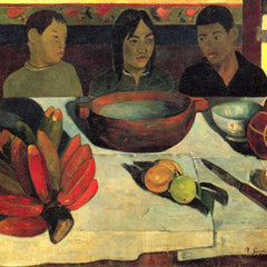 The Museum Outlet - Still Life with Banana by Gauguin