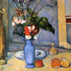 The Museum Outlet - Still Life with Blue vase by Cezanne