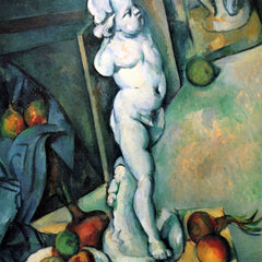 The Museum Outlet - Still Life with Cherub by Cezanne