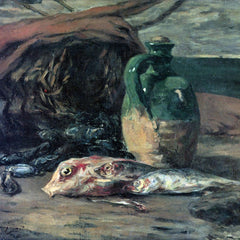 The Museum Outlet - Still Life with Fish by Gauguin