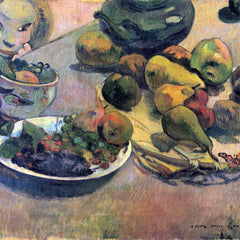 The Museum Outlet - Still Life with Fruit by Gauguin