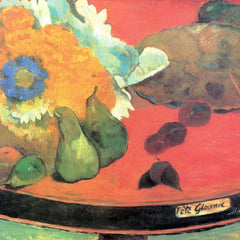 The Museum Outlet - Still Life with fete by Gauguin
