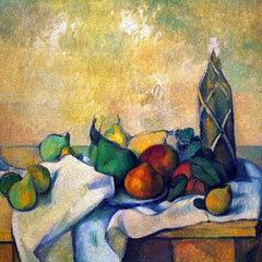 The Museum Outlet - Still life, Rum by Cezanne