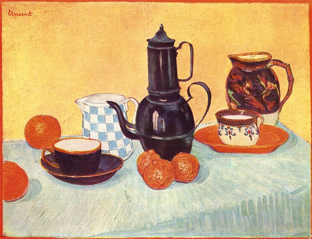 The Museum Outlet - Still life by Van Gogh