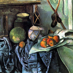 The Museum Outlet - Still life with Eggplant by Cezanne