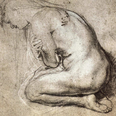 The Museum Outlet - Study of Mary Magdalene by Rubens
