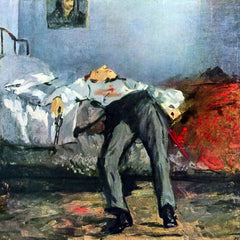 The Museum Outlet - Suicide by Manet