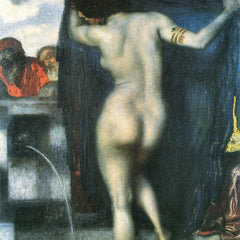 The Museum Outlet - Susanna in the bath [1] by Franz von Stuck