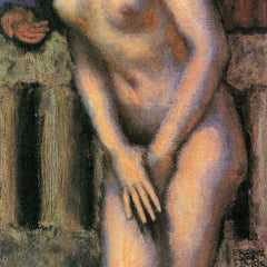 The Museum Outlet - Susanna in the bath [2] by Franz von Stuck