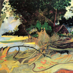 The Museum Outlet - Te Burao by Gauguin