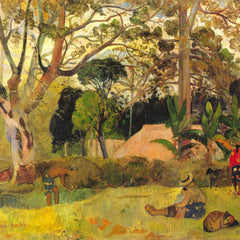 The Museum Outlet - Te Raai Rahi by Gauguin