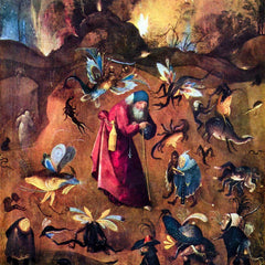 The Museum Outlet - Temptation of St. Anthony by Bosch