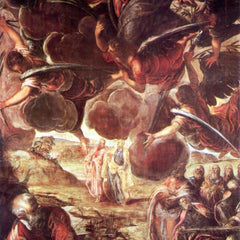 The Museum Outlet - The Ascension 2 by Tintoretto