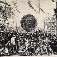 The Museum Outlet - The Balloon by Manet