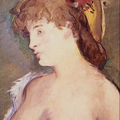 The Museum Outlet - The Blond Nude by Manet