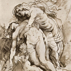 The Museum Outlet - The Death of Adonis by Rubens