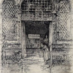 The Museum Outlet - The Doorway by Whistler