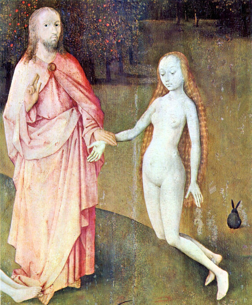 The Museum Outlet - The Garden of Delights - The Creation, detail [7] by Bosch