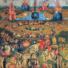 The Museum Outlet - The Garden of Delights by Bosch