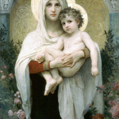 The Museum Outlet - The Madonna of the Roses_lg