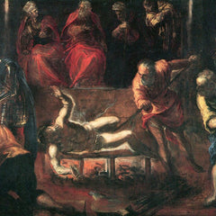 The Museum Outlet - The Martyrdom of St. Lazarus by Tintoretto