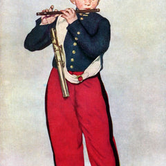 The Museum Outlet - The Piper by Manet